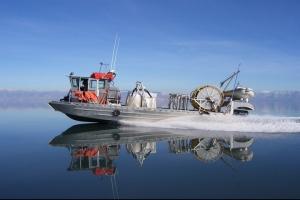 Haul/Boom Boat